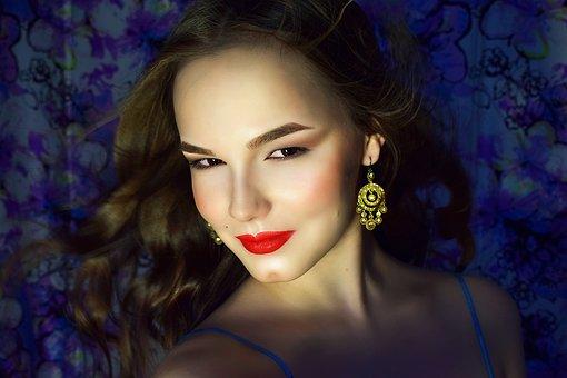 Model, Girl, Beauty, Woman, Portrait, Hair, Eyes