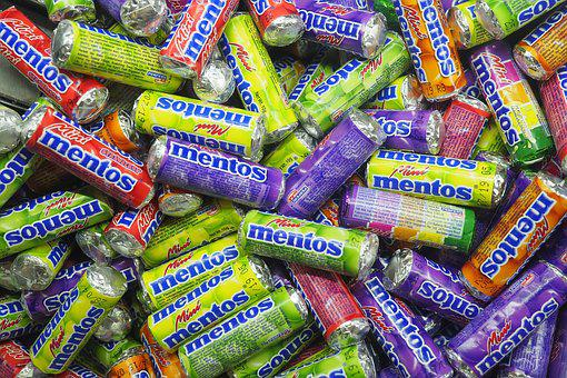 Sugar, Diet, Candy, Mint, Mentos, Food, Sweet, Cinnamon