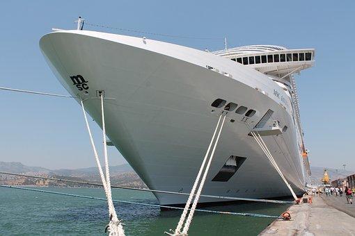 Ship, Cruise, Vacations, Sea, Cruise Ship, Yacht, Boat
