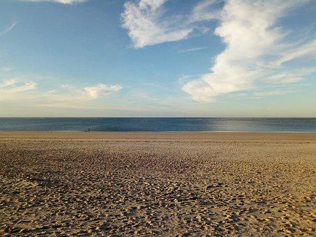 North Sea, North Sea Island Of, Island, Sea