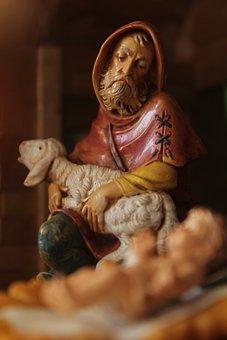 Christmas, Jesus, Child Jesus, Manger, Pastor, Faith