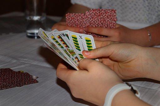 Cards, Play, Playing Cards, Gambling, Casino, Win