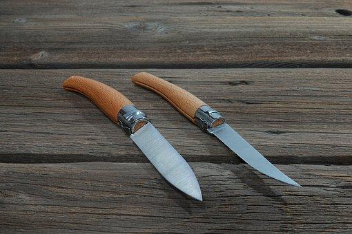 Knife, Pocket Knife, Blade, Sharp, Cut, Jackknife, Tool