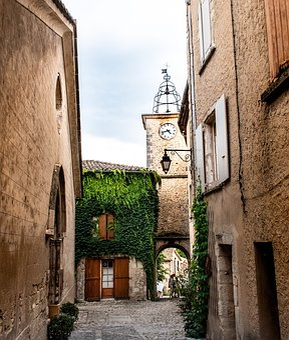 Lurs, France, Alpes-de-haute-provence, Provence, Rustic
