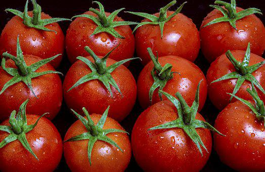 Tomatoes, Eat, Vegetables, Red, Fresh, Mature, Healthy