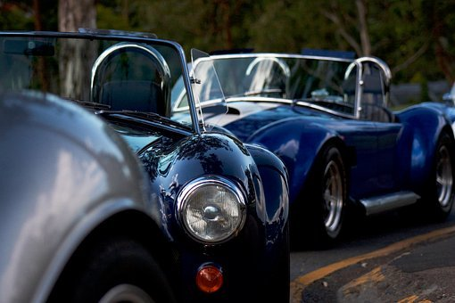 Cobra, Classic Car, Auto, Vehicle, Vintage, Automobile
