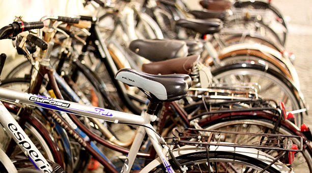Bicycles, Bike, Nature, Bicycle, Cyclist, Green