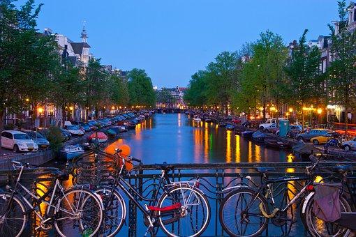 Amsterdam, Europe, Netherlands, Holland, Dutch, City