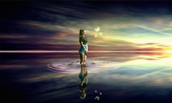 Reflection Effect, Gfriend, Yerin, Fan Art