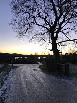 Good Morning, Morning Sun, Winter Sun