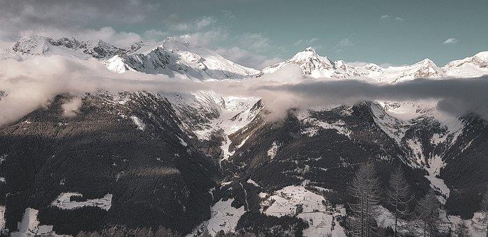 Alpine, Dolomites, Italy, Mountains, Nature, Landscape