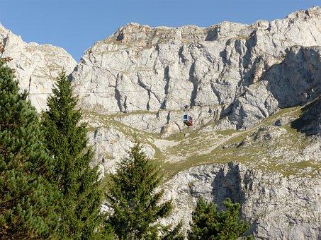 Picos De Europa, Mountains, Fuente De, Cable Car Rides