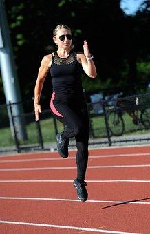 Run, Skipping, Training, Trainer