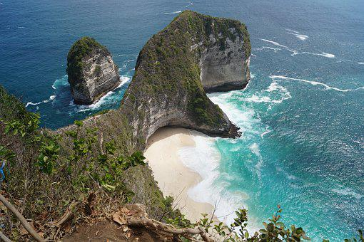 Bali, Sea, Beach, Indonesia, Water, Vacations, Summer