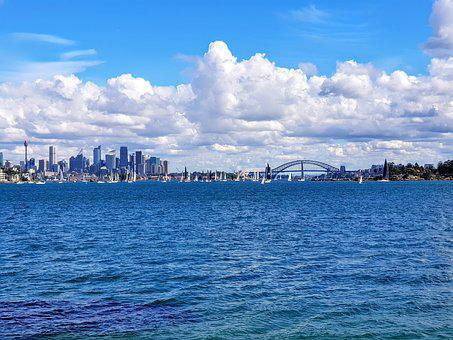 Sydney Harbour, Sydney, Water, Sydney Harbour Bridge