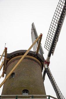 Mill, Wicks, Netherlands, Wind Mill, Holland