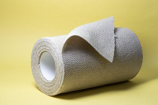 Gauze, Treatment, Medical, Band-aid, Bandage, Wound