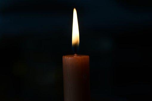 Candle Light, Atmosphere, Flame, Background, Fire, Burn