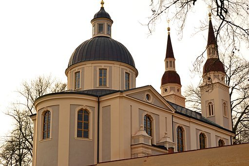 Architecture, Church, Building, Christianity