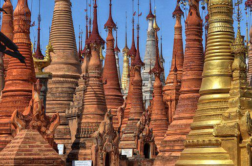 Myanmar, Burma, Asia, Culture, Travel, Buddhism, Pagoda
