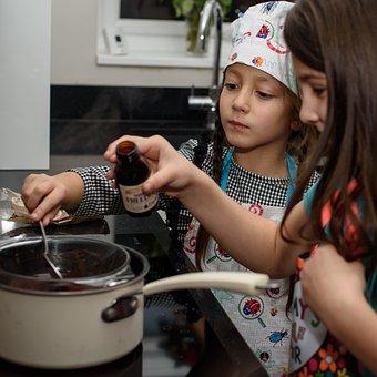 Cooking, Food, Chocolate, Kitchen, Cake, Dessert, Sugar