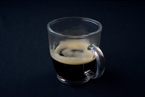 Coffee, Black, Hot, Espresso, Cappuccino, Breakfast