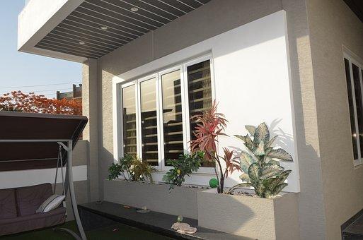Garden Windows, Beautiful Aluminium Window
