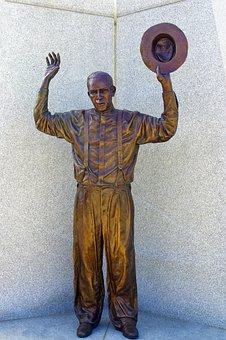 Humiliation Sculpture In Tulsa, Sculpture, Humiliation