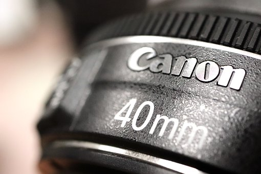 Cannon, Canon 40mm, Lens, Camera, Optical