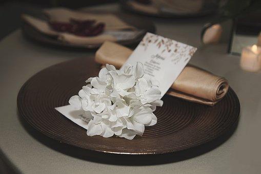 Decoration, Table, Wedding, Living Room, Celebration