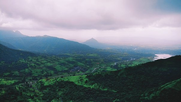 Beautiful, Lohgad, Lonavala, Shivaji Maharaj, Lake, Sky