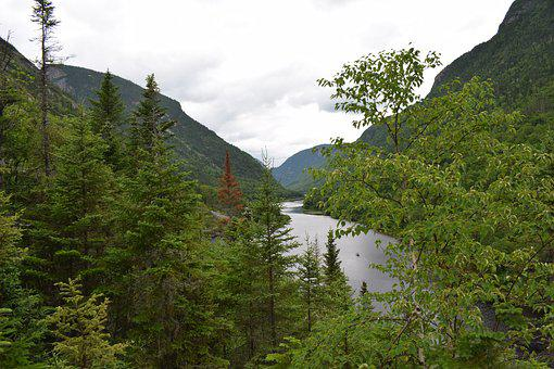 Nature, Mountain, Scenic, Hiking, Water