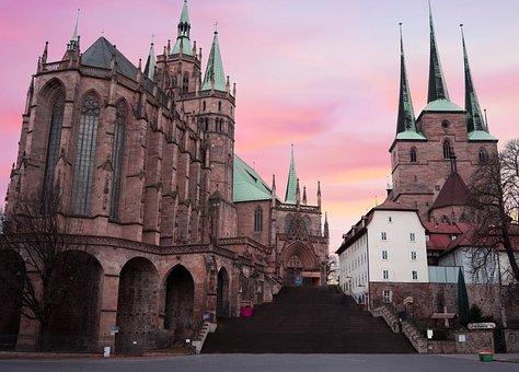 Dom, Church, Religion, Architecture, Building