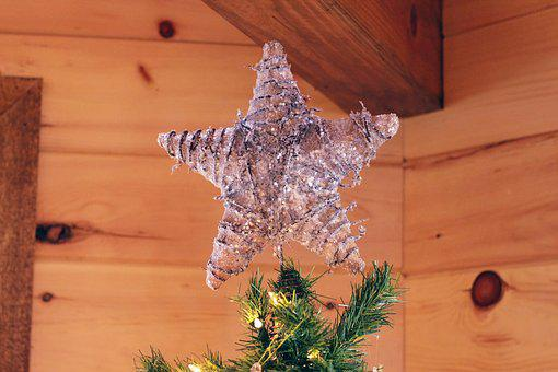 Christmas Tree, Tree Topper, Christmas, Xmas, Tree