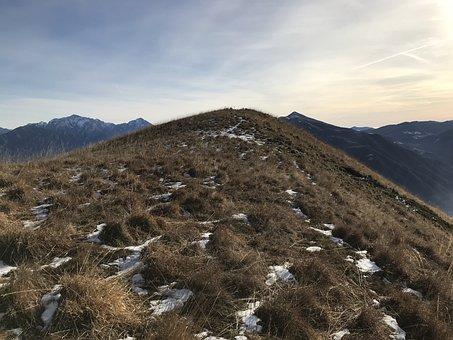 Monte Pasquella, Alpine Route, Alps, Alpine, Adventure