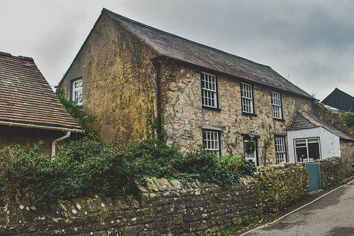 House, Cottage, Rural, Building, Home, Architecture