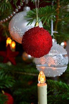 Christmas, Christbaumkugeln, Christmas Decorations