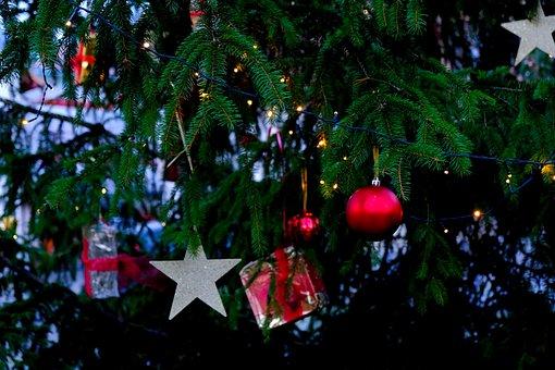 Christmas, Tree Decorations, Decoration, Christmas Tree