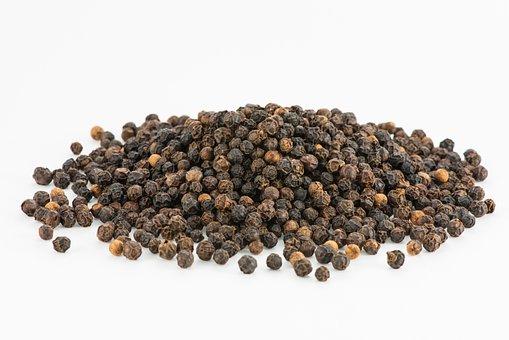 Peppercorns, Pepper, Spices, Cook, Season, Food