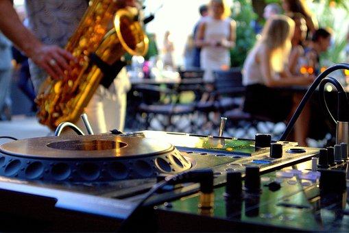 Dj, Saxophone, Sonic Seven Productions, Entertainment