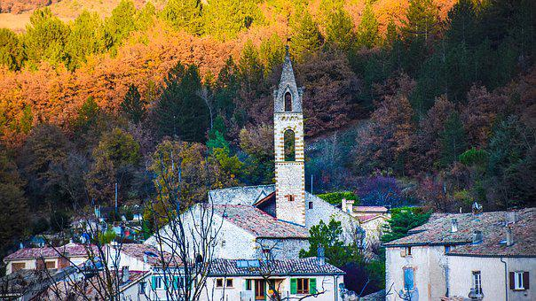 Sisteron, France, Provence, South Of France, Europe