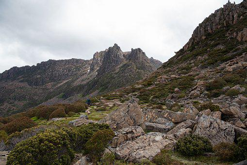 Overland Track, Tasmania, Nature, Wilderness, Landscape