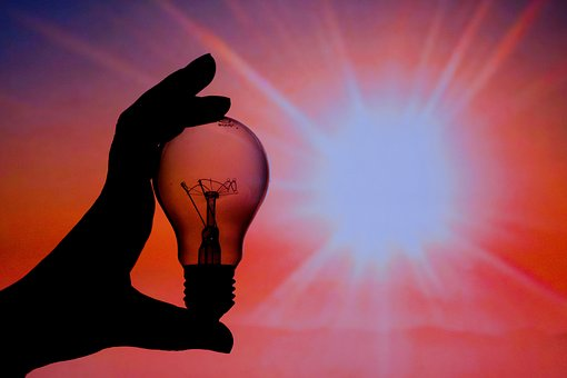 Light, Bulb, Energy, Electricity, Lighting, Glow