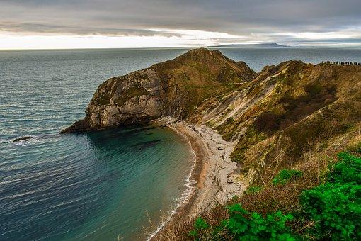 Man O' War Cove, Beach, Cove, Ocean, Sea, Nature