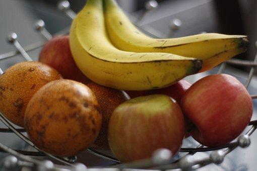Fruit, Bodegones, Natural, Fruity, Painting, Market