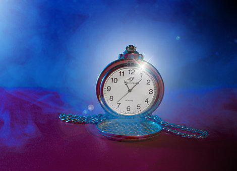 Clock, Pocket Watch, Time, Pointer, Hours, Clock Face