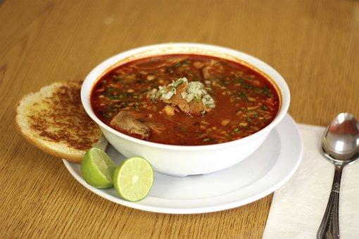 Cominda Christmas, Mexican Food, Pozole, Pozole Rojo