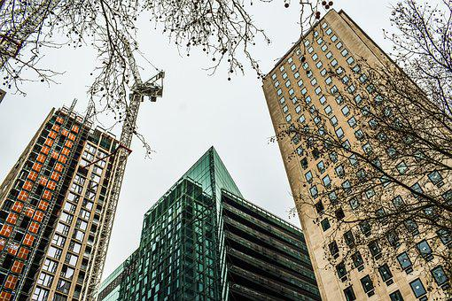 Buildings, Scycrapers, Architecture, Modern, City