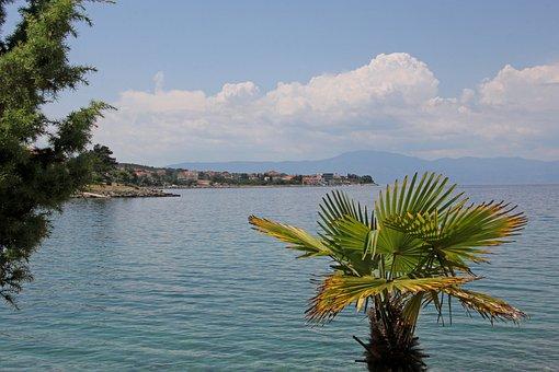 Croatia, Sea, Adriatic Sea, Vacations, Water, Summer