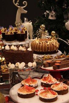 Cake, Chocolate, Caramel, Dessert, Sweet, Food